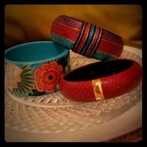 Vintage Avon Bangle Trio